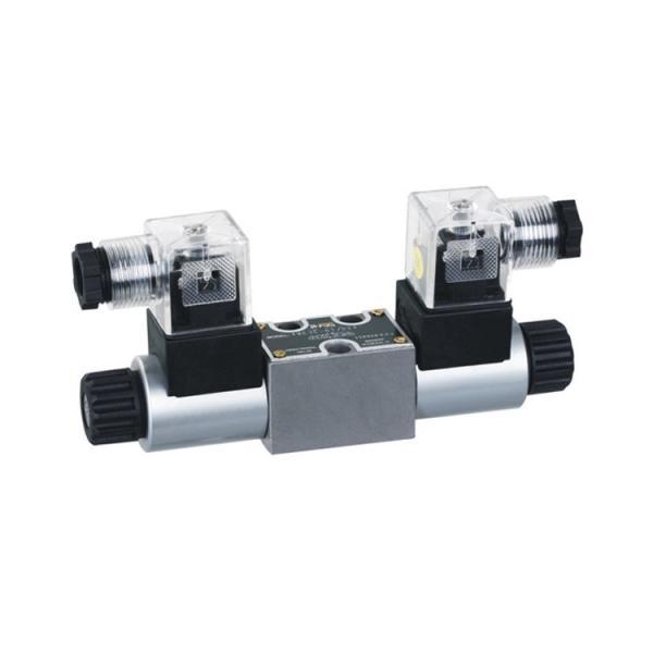 Rexroth 4WE6P6X/EG24N9K4 Solenoid directional valve #1 image