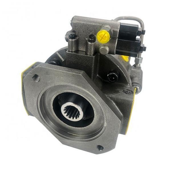 Rexroth R901104691 PVV54-1X/154-113RJ15UUMC Vane pump #2 image